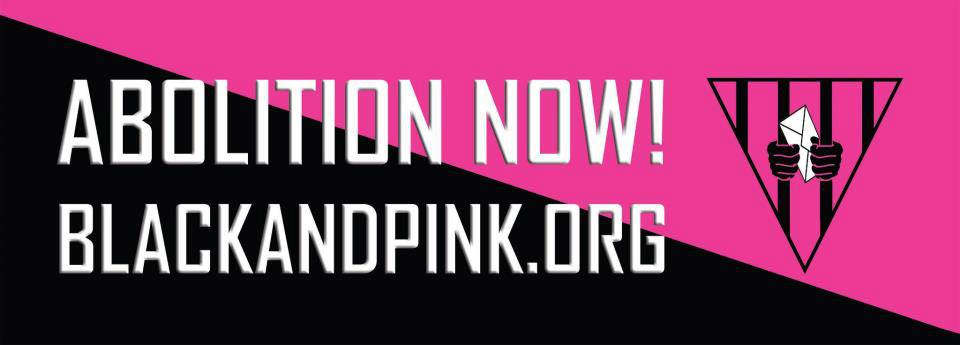 Image result for black and pink abolition